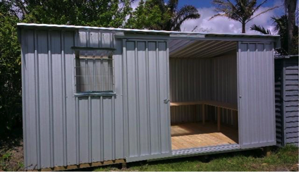 7.1 - 25 different ways you can use a shed on your property