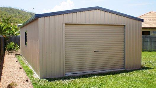 Sheds brisbane quality home shed kits qld shed markets for Garden shed brisbane